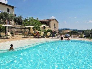 Apartment Il Torrino  in Pomarance, Riviera degli Etruschi - 5 persons, 1 bedro
