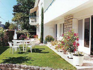 Apartment L'Hibiscus  in Royan, Poitou - Charentes - 4 persons, 2 bedrooms