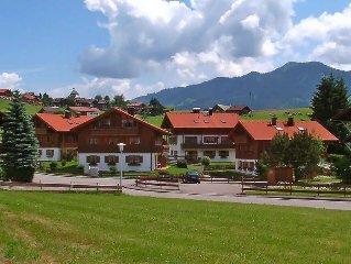 Apartment Charivari Ferienwohnungen  in Obermaiselstein, Bavarian Alps - Allgau