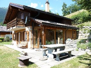 Vacation home Le Bolet  in Ovronnaz, Valais - 6 persons, 3 bedrooms