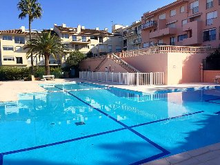 Apartment Heracles  in Saint - Tropez, Cote d'Azur - 3 persons, 1 bedroom