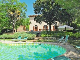 Vacation home Casanuova dei Carfini  in Castellina in Chianti, Siena and surrou