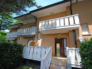Ferienhaus Villa del Silenzio  in Lignano, Friaul/ Julisch - Venetien - 7 Person