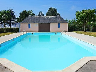 Apartment Le Yacht Club  in Arzon, Brittany - Southern - 4 persons, 1 bedroom