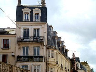 Apartment Besson  in Deauville - Trouville, Normandy - 6 persons, 2 bedrooms