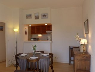 Apartment Le Manoir du Casino  in Cabourg, Normandy - 5 persons, 1 bedroom