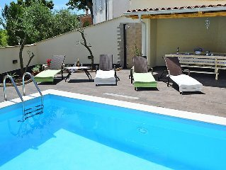 Vacation home Chiara  in Brseč, Kvarner - 8 persons, 4 bedrooms