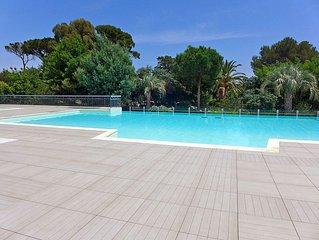 Ferienwohnung Le Grand Parc  in Saint Aygulf, Cote d'Azur - 4 Personen, 1 Schlaf