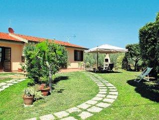 Ferienhaus Casa Antonia  in Bibbona (LI), Riviera degli Etruschi - 6 Personen, 3