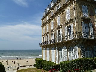 Apartment Les Roches Noires  in Deauville - Trouville, Normandy - 2 persons, 1