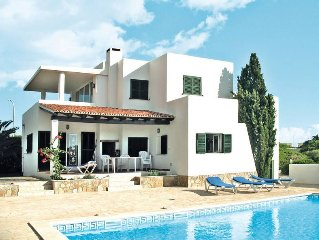 Vacation home in Cala Murada, Majorca / Mallorca - 6 persons, 3 bedrooms