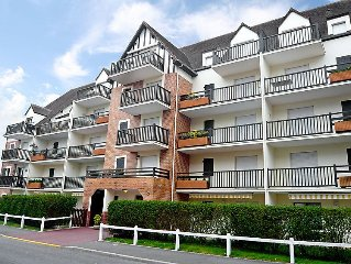 Apartment Front de Mer  in Cabourg, Normandy - 4 persons, 1 bedroom