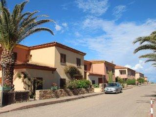 Apartment Tanca della Torre  in Isola Rossa, Sardinia - 2 persons, 1 bedroom