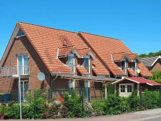 Apartment Wohnung Lange  in Norden, North Sea: Lower Saxony - 4 persons, 2 bedr