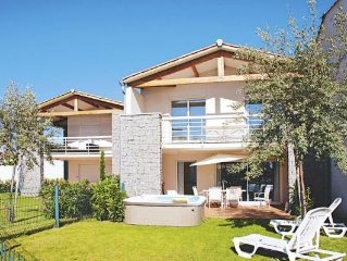 Residence l'Ile Saint-Martin, Cap d'Agde  in Herault - 6 persons, 3 bedrooms