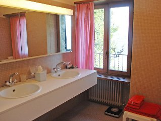 Vacation home Aurinko  in Ronco sopra Ascona, Ticino - 6 persons, 3 bedrooms
