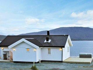 Ferienhaus Tromso  in Meistervik, Nordnorwegen - 6 Personen, 3 Schlafzimmer