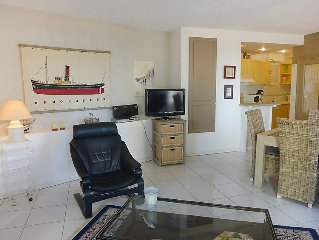 Apartment Les Jardins du Prince  in Biarritz, Basque Country - 6 persons, 2 bed