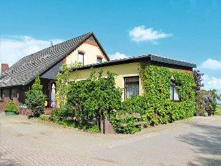 Apartment Wittmack's Bahnhof  in Butjadingen - Tossens, North Sea: Lower Saxony