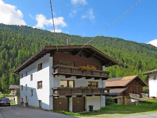 Apartment Haus Claudia  in Längenfeld, Oetz Valley / Ötztal - 8 persons, 3 bedr