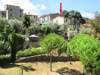 Vacation home Casa Vittorio  in Scansano/ Montorgiali (GR), Maremma - 5 persons