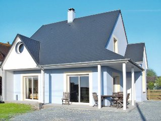 Vacation home in Blainville sur Mer, Normandy / Normandie - 8 persons, 4 bedroo