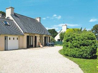 Ferienhaus in Perros - Guirec, Cotes d'Armor - 4 Personen, 2 Schlafzimmer