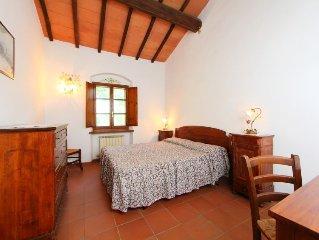 Apartment Trasimeno Bandita  in Castiglione del Lago, Umbria - 6 persons, 2 bed