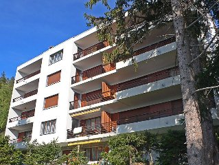 Apartment Sorecrans  in Crans - Montana, Valais - 2 persons, 1 bedroom