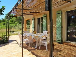 Vacation home in Le Beausset, Cote d'Azur - 8 persons, 4 bedrooms