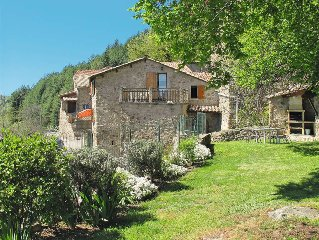 Vacation home in Vals - les - Bains, Ardeche - 7 persons, 3 bedrooms