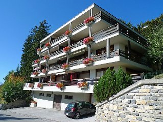 Apartment Yuca B  in Crans - Montana, Valais - 2 persons, 1 bedroom