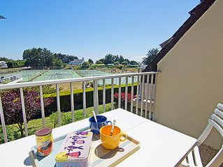 Apartment Rose des Vents  in Quiberon, Brittany - Southern - 4 persons, 1 bedro
