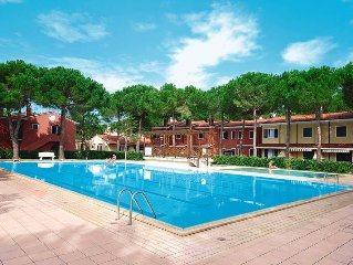 Apartment Villaggio Michelangelo  in Bibione - Spiaggia, Adriatic Sea / Adria -
