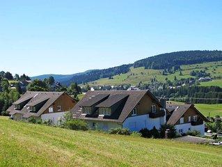 Apartment Haus Schwarzwaldblick  in Bernau, Black Forest - 8 persons, 4 bedrooms