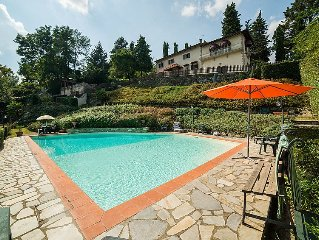 Vacation home Villa Anna Maria  in Barberino del Mugello, Florence Countryside
