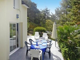 Holiday home, Erquy  in Cotes d'Armor - 8 persons, 4 bedrooms