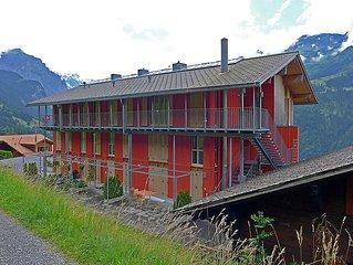 Apartment Schweizerheim  in Wengen, Bernese Oberland - 4 persons, 2 bedrooms
