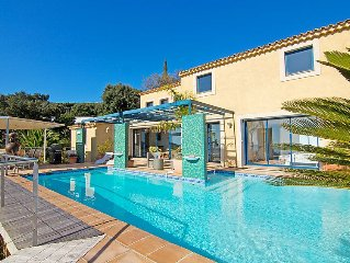 Vacation home La Cigale  in Saint Aygulf, Cote d'Azur - 6 persons, 3 bedrooms