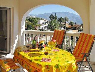Apartment Casa Salz  in Salobrena, Costa del Sol - 4 persons, 2 bedrooms