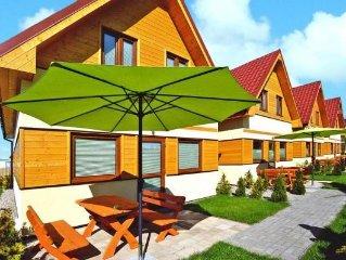 Holiday resort, Sarbinowo  in Ustronie Morskie bis Koslin - 6 persons, 2 bedroo