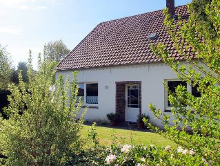 Vacation home Landhaus Kustenwind  in Butjardingen - Stollhamm, North Sea: Lowe