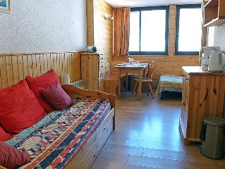 Apartment Les Cimes de Caron  in Val Thorens, Savoie - Haute Savoie - 4 persons