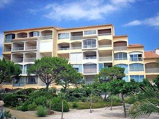 Ferienwohnung Mykonos  in Port Leucate, Hérault - Aude - 2 Personen, 1 Schlafzim