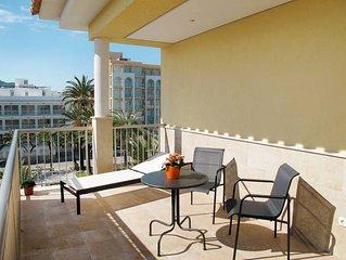Apartment in Cala Rajada, Majorca / Mallorca - 2 persons, 1 bedroom