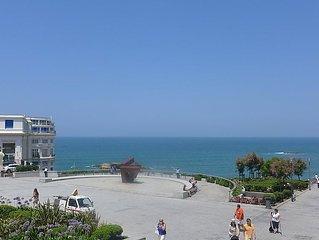 Ferienwohnung Bellevue Clemenceau  in Biarritz, Baskenland - 6 Personen, 3 Schla