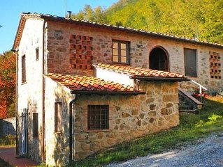 Holiday home, Valgiano  in Pisa und Lucca - 4 persons, 2 bedrooms