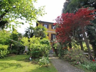 Apartment Bernasconi  in Lavena Ponte Tresa, Lake Lugano - 7 persons, 4 bedrooms
