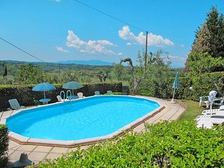 Apartment Podere L'Uccelliera  in San Miniato (FI), Florence and surroundings -