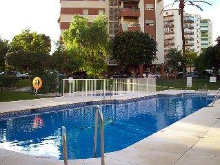Ferienwohnung Apartamentos Torresol  in Fuengirola, Costa del Sol - 6 Personen,